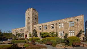 The Madesen Building, School of Geosciences, Sydney University