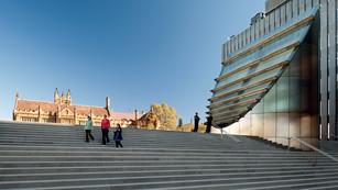 Public Domain, Sydney University