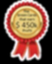 Rosette Green Cards That Earn $ 450k pro