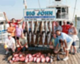 Florida Chockwatchee Key - Big John Fish