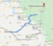 Merced Uni Drive to Yosemite National Pa