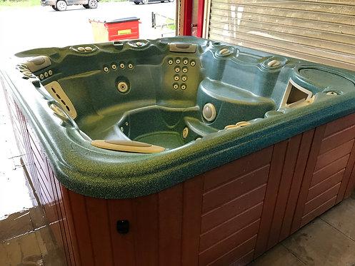 Preowned Hotsprings Grande Hot Tub