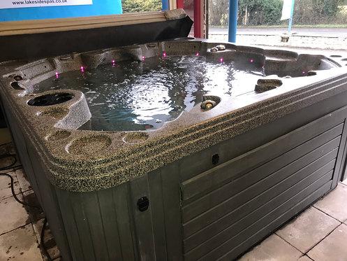 Preowned Coast Manhattan Hot Tub