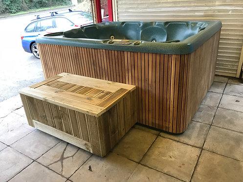 Preowned Beachcomber Hot Tub