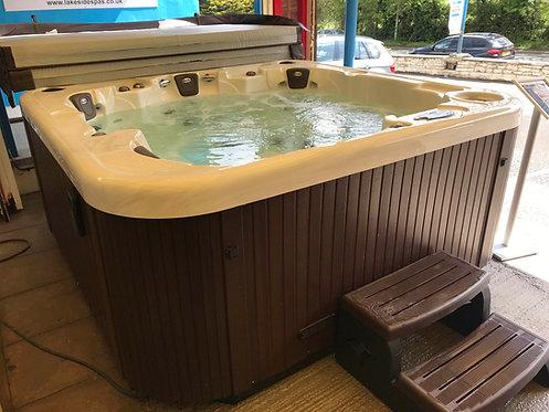 Preowned Coast Spa Helios Hot Tub