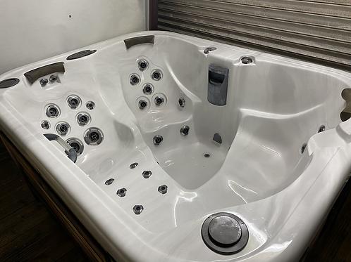Preowned Coast Spas Omega Hot Tub