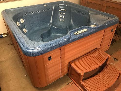 Preowned Tiger River Sumatran Hot Tub