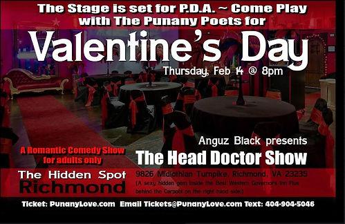 Valentines Day Shocase