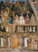 Bonaiuto Allegory of the Dominican Order