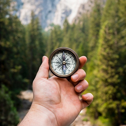 Reset Your Compass Module