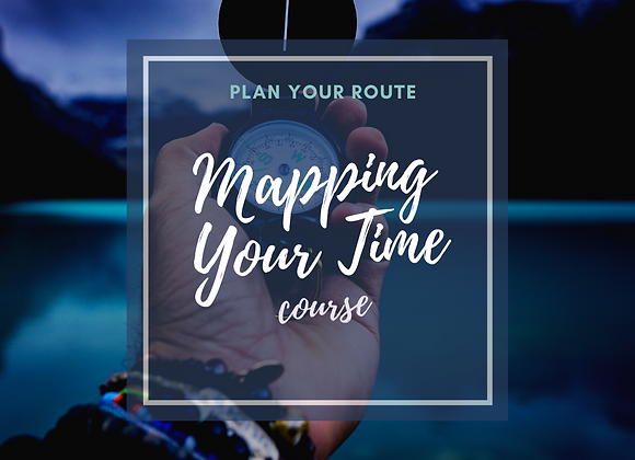 Mapping Your Time