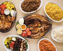 NAHRAIN FISH & CHICKEN GRILL