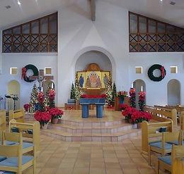 ST. LUKE'S CATHOLIC CHURCH
