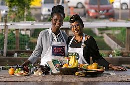 MAMA AFRICA CATERING