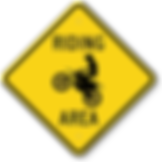 motorcycle-crossing-riding-area-sign-k2-