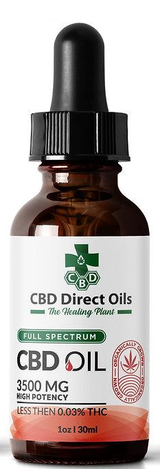 CBD Oil-3500MG