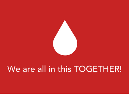 🙏🏻 GIVE BLOOD, SAVE LIVES.