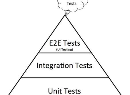 Testing pyramid 2.0