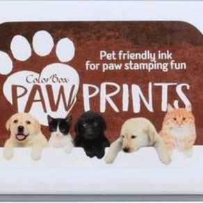 Dog Parties and Tributes - What can you do with a Dog Paw Print?