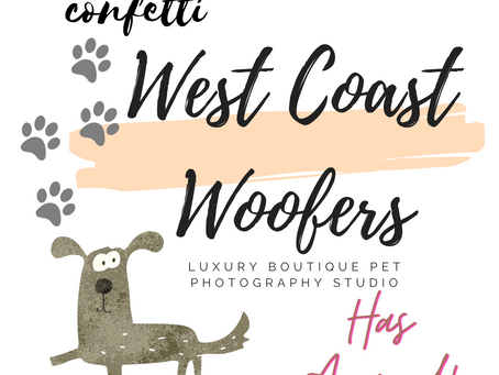 CUE THE CONFETTI - WEST COAST WOOFERS HAS ARRIVED