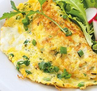 Omelet met Provençaalse Kruiden (5 porties)