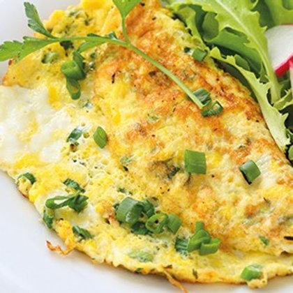 Omelet met Provençaalse Kruiden (7 porties)