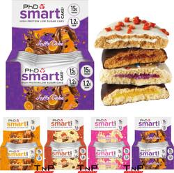 PHD Bars en cake eiwitrepen en proteïnekoek groothandel, leverancier dieetvoeding