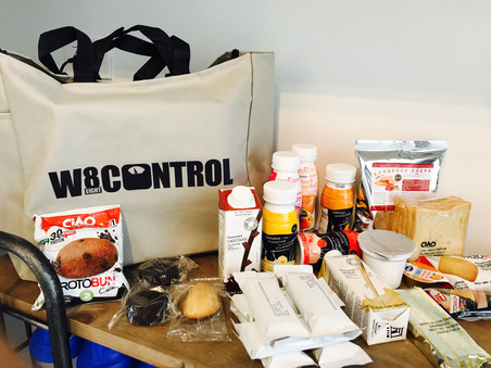 W8CONTROL BAGS