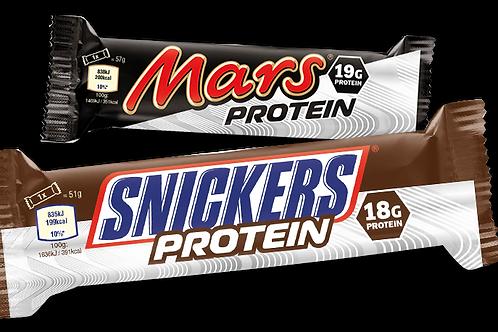 Snickers Proteïnereep