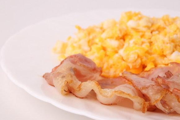 Omelet met Bacon (5 porties)
