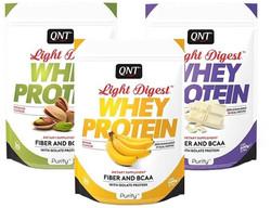 Leverancier, groothandel en distributeur QNT Sportvoeding