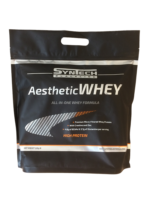 Syntech Aesthetic Whey 1.8 kg Chocolate
