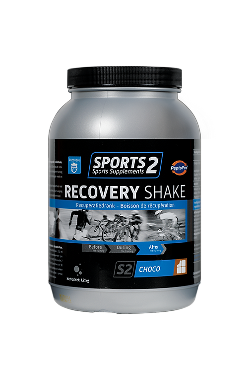 Sports2 Recovery Shake 1200gr