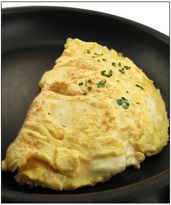 Omelet met Kaas (5 porties)