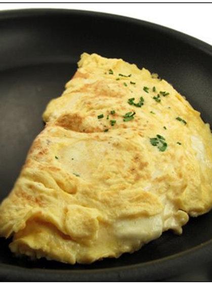 Omelet met Kaas (7 porties)