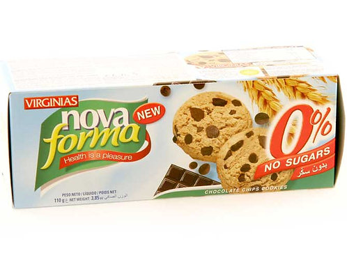 American cookies Nova Forma (suikervrij)
