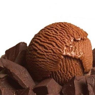 4+1: Chocolade-ijs met Chocoladeschilfers 40g