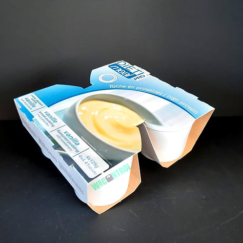 Dietimeal Vanille pudding (4 stuks)