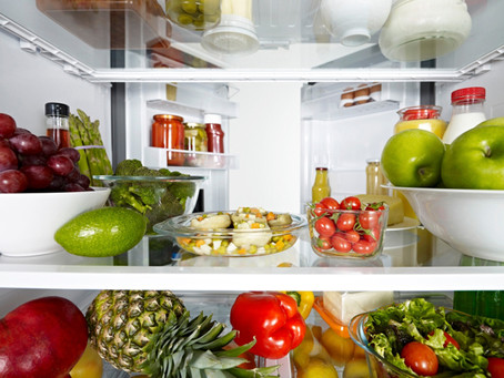 9 manieren om af te vallen door uw keuken opnieuw in te richten
