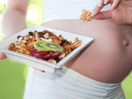 Wat eten als je zwanger bent?