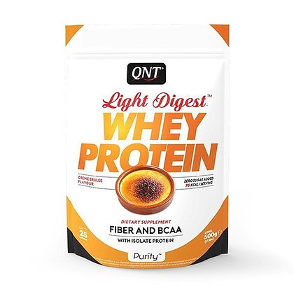 Light Digest Whey Protein Shake CREME BRULEE (25 porties)