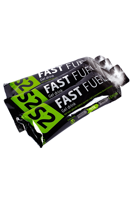 Sports2 Fast Fuel ENERGY GEL Lemon