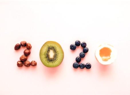 Het nieuwe jaar gezond starten! Hoe start ik 2020 qua voeding? Lies legt het graag even uit:
