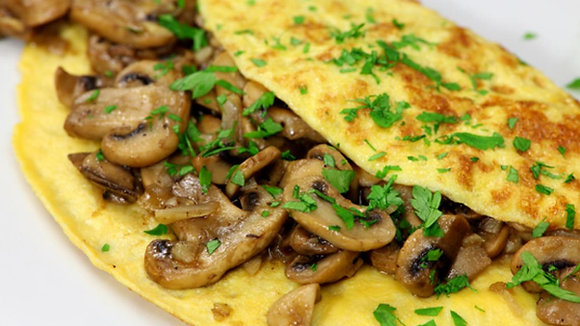 Omelet met Champignons (5 porties)
