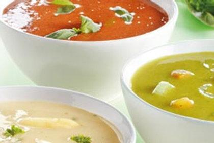 assortiment soepjes kopen voor het proteinedieet te Turnhout