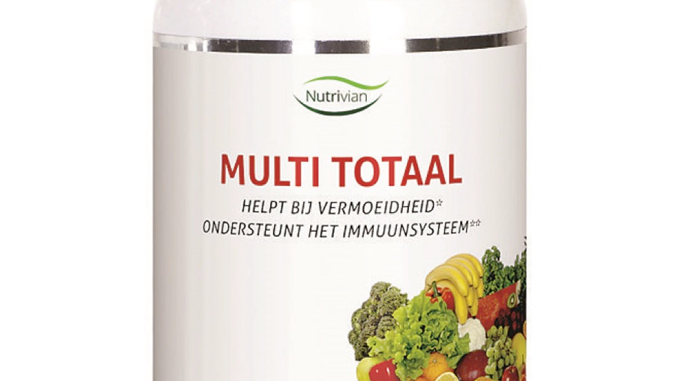 MULTI VITAMINEN NUTRIVIAN