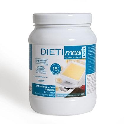Dietimeal Voordeelpot banaan shake of -pudding 450gr