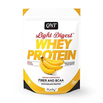 Light Digest Whey Protein Shake BANAAN (25 porties)