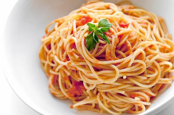 Spaghetti Bolognaise (4 porties)