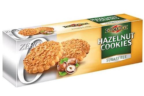 Quickbury hazelnut Cookies (suikervrij)